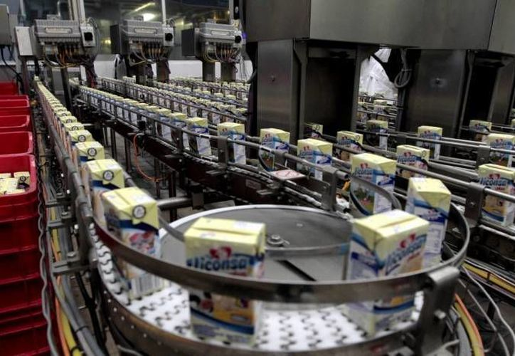 La leche Liconsa será accesible para los habitantes de los 106 municipios de Yucatán. En breve llegará a comisarías de Mérida. (Notimex)