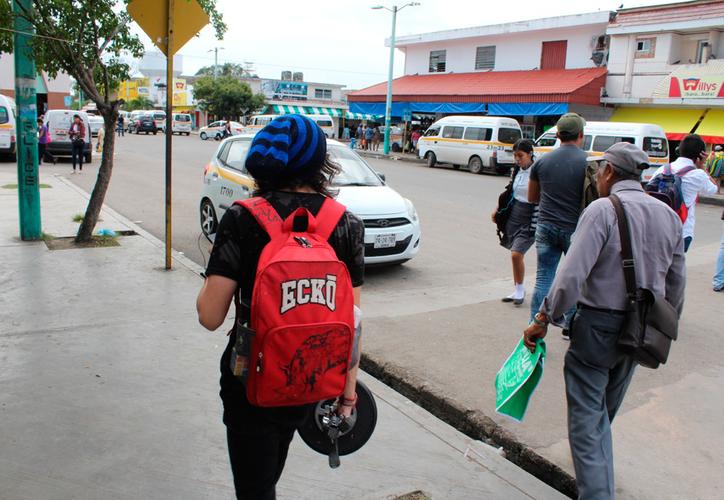 La menor población joven se encuentra en Isla Mujeres, José María Morelos, Lázaro Cárdenas, Tulum y Bacalar. (Joel Zamora/SIPSE)