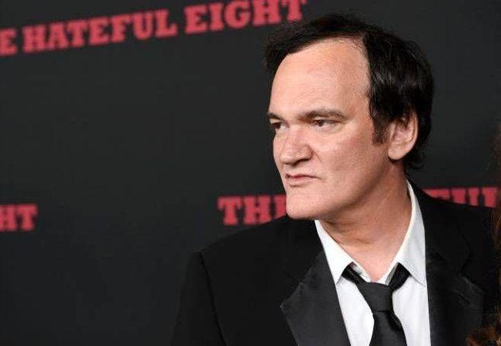 La nueva película de Quentin Tarantino 'The Hateful Eight' llegará a los cines de México el próximo cinco de febrero. (Archivo AP)