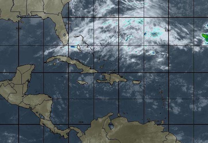 Para Benito Juárez, se pronostica cielo despejado a medio nublado. (Intellicast)