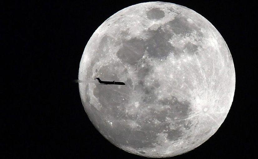 La superluna será visible gracias  a su  proximidad con la tierra. (RT)