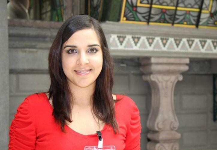 María del Refugio hizo ameno el aprendizaje de las matemáticas gracias a diversas aplicaciones. (premiouvm.org.mx)