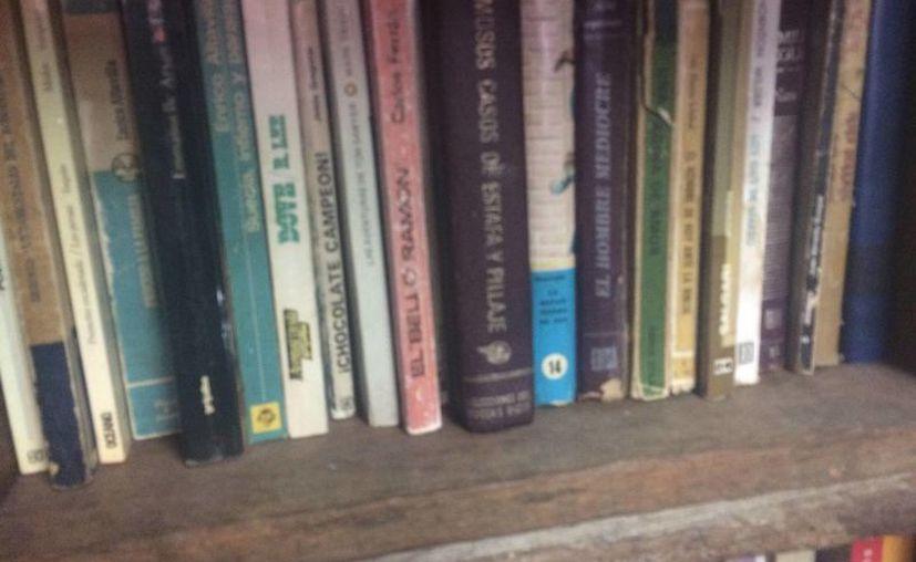 En pleno auge del internet, son todavía muchos los jóvenes que no solo leen libros físicos, sino que compran de segunda mano. (SIPSE)