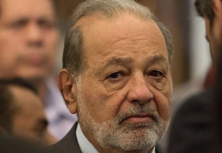 La reunión programada entre Slim y López Obrador podría darse en unos días. (El Financiero)