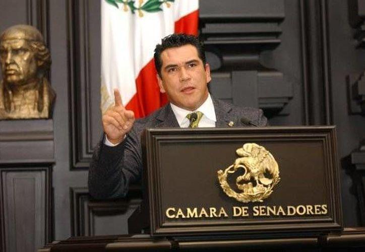 Alejandro Moreno registrará su precandidatura el próximo 15 de febrero. (facebook.com/alejandromorenomx)