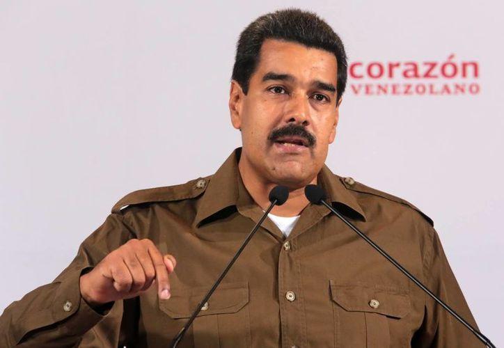 La presidencia de Nicolás Maduro está cuestionada por la oposición venezolana. (EFE)