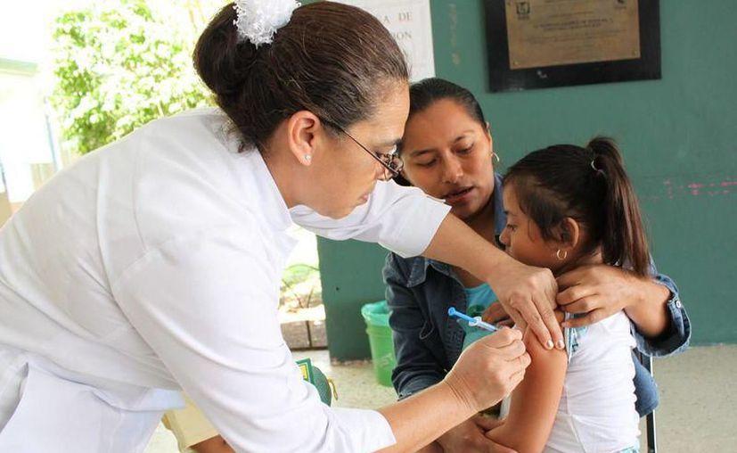 México cuenta con uno de los mejores esquemas de vacunación en el mundo. (Archivo/Sipse)