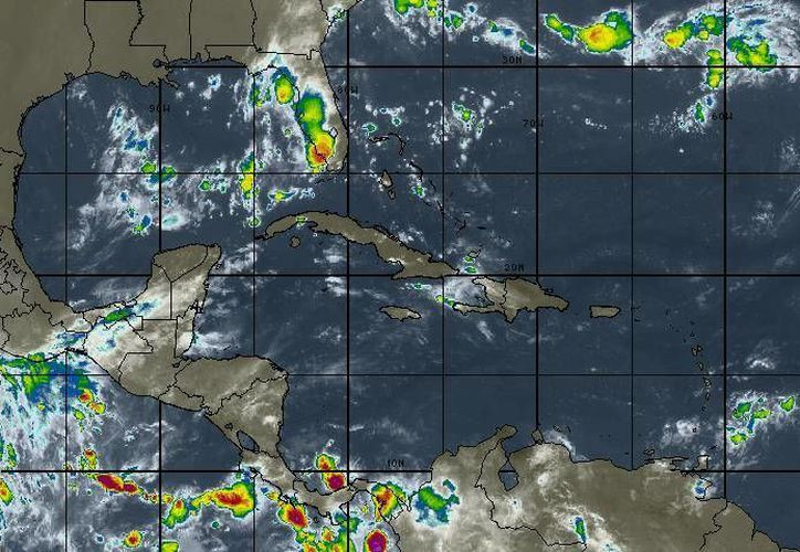 Pronostican que la temperatura máxima en Cancún alcance los 32 grados y una mínima de 24. (Cortesía/SIPSE)