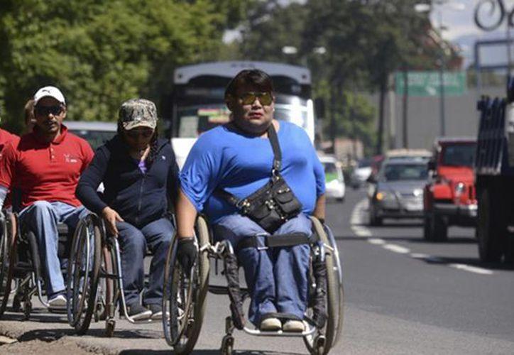 La SCJN indica que las personas con discapacidad no necesitan tener un 'representante especial' en cuestiones jurídicas. (Archivo/Notimex)