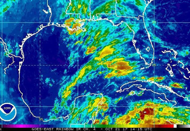 Pronostican chubascos y tormentas puntualmente fuertes, en las zonas oriente, noreste y centro de Yucatán.