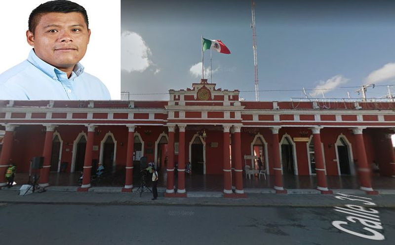 Según la Asey, el presidente municipal de Hunucmá, José Alberto Padrón Romero, incurrió en irregularidades por 2 millones 803 mil 151 pesos. Ahora busca reelegirse. (Especial)
