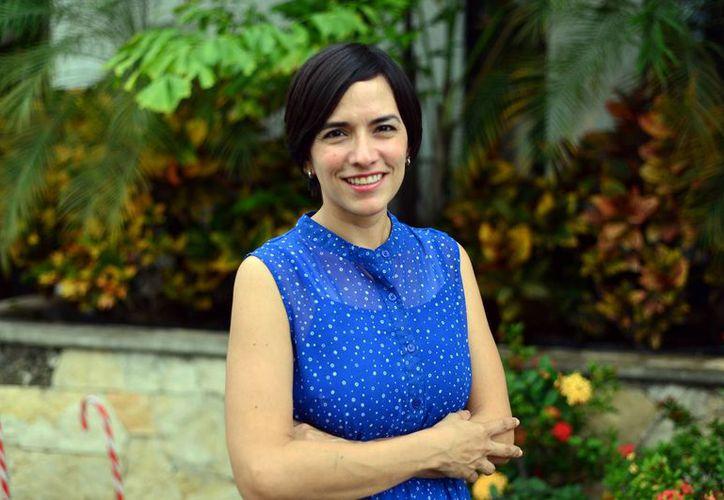 María Fernanda Rodríguez destaca que la fundación es un tributo a la vida, al valor del amor en familia. (Milenio Novedades)