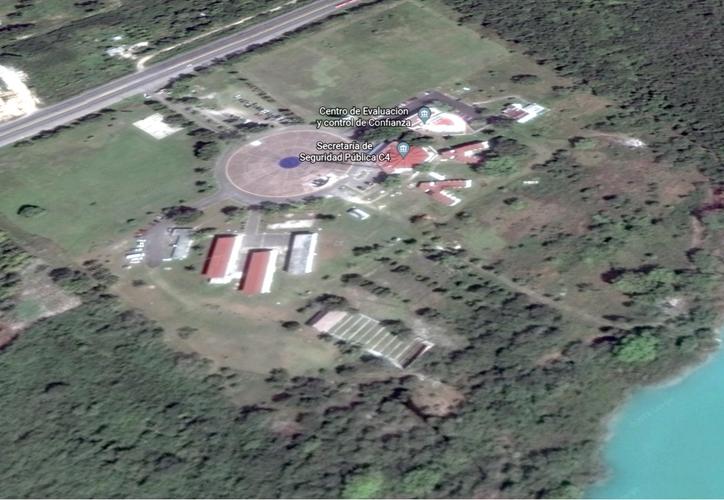 El proyecto más completo se contempla en las instalaciones del C-4, que colinda con la laguna y que son propiedad del estado. (Miguel Maldonado/SIPSE)