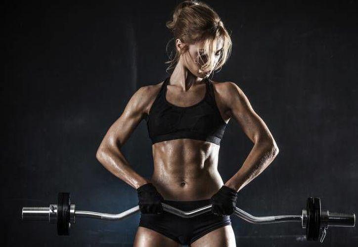 El 80% de la población en los gimnasios lo componen mujeres. (Contexto/ Vitonica.com)