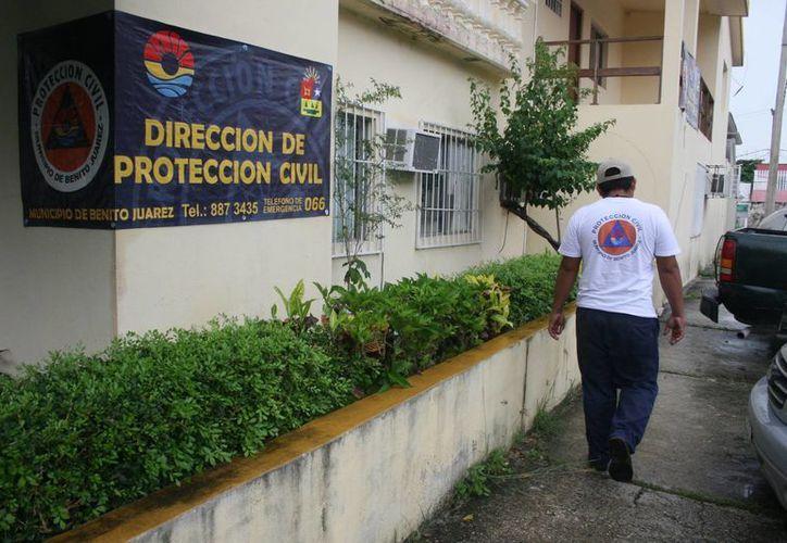El personal de Protección Civil en Cancún es poco. (Archivo/SIPSE)