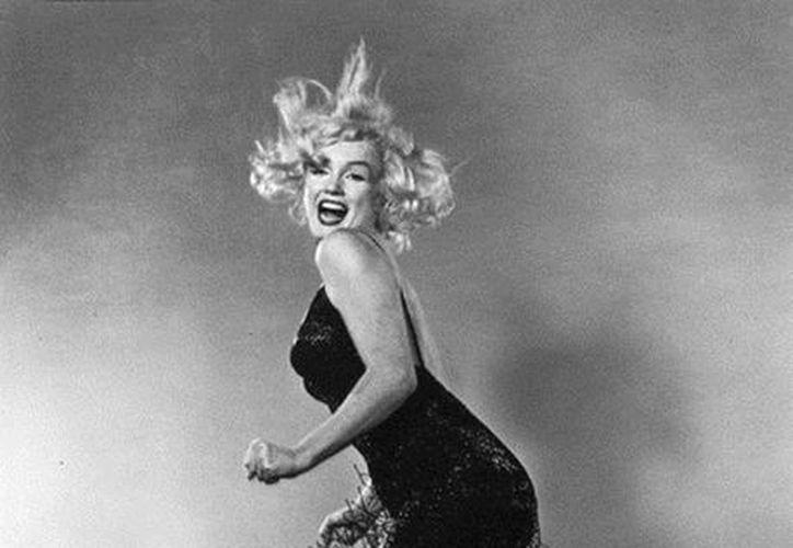 La imagen que Phillippe Halsman tomó a Marilyn Monroe se subastó la semana pasada en Sothebys, por el doble de lo que se había calculado. (Agencias)