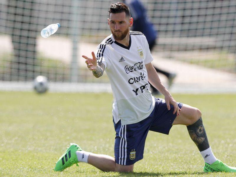 Luego de 15 días ininterrumpidos de fútbol, con un solo 0-0, llega el primer día sin juegos en el Mundial,  previo a los octavos de final que abren Francia vs Argentina este sábado (Foto AP)