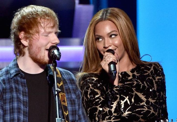 'Perfect', en voz del cantante británico Ed Sheeran a dueto con Beyoncé. (Contexto/Internet)