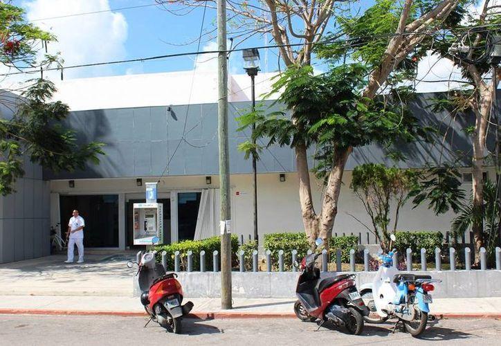 La persona nunca recibió visitas de sus familiares en la clínica de Cozumel. (Irving Canul/SIPSE)