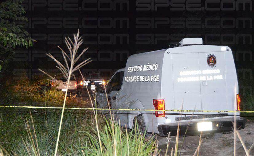Los cuerpos fueron encontrados sobre la avenida 20 de noviembre, en la colonia Venados de Cancún. (Foto: Redacción)
