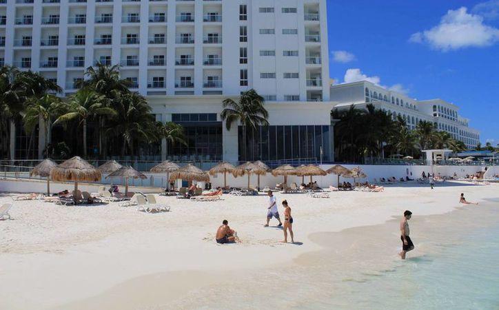 Durante la Feria Internacional de Turismo de América Latina en Argentina se ofertaron los atractivos de Cancún. (Tomás Álvarez/SIPSE)