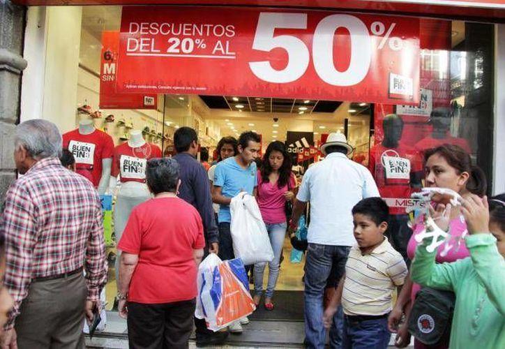 La próximo semana inicia El Buen Fin en México y los descuentos también estarán disponibles en internet. (dineroenimagen.com)