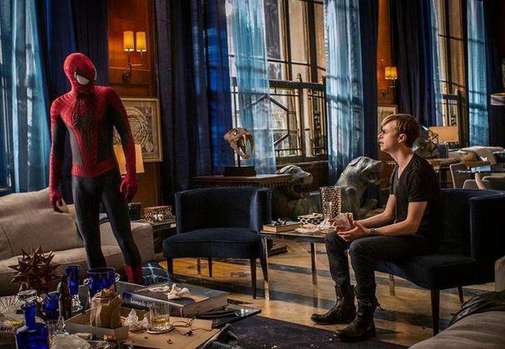 """El debut de """"Spider-Man 2"""" inició la temporada cinematográfica de verano con el esperado éxito de taquilla. (Facebook/El Hombre Araña)"""
