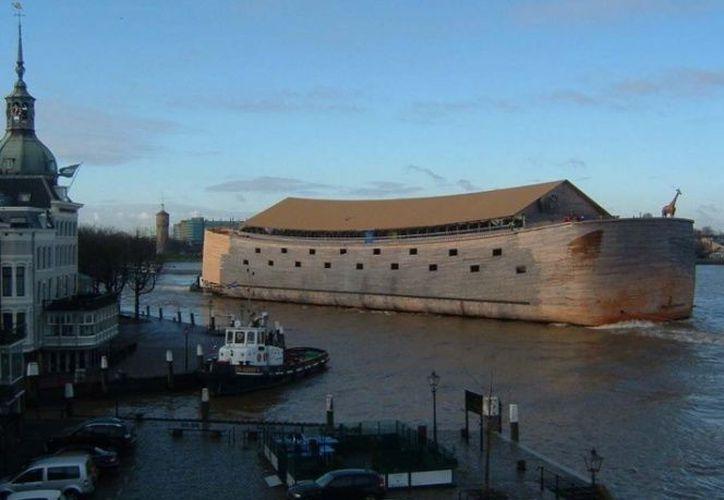 En la entrevista Johan comentó que recaudó 5 millones de dólares para la construir la embarcación. (Twitter)