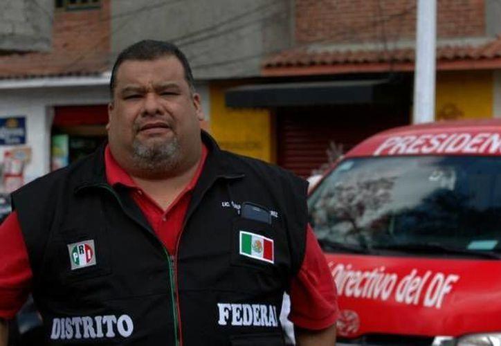El exdirigente Cuauhtémoc Gutiérrez de la Torre aseguró que utilizó los recursos del PRI sólo en los trabajos sectoriales. (jornada.unam.mx)