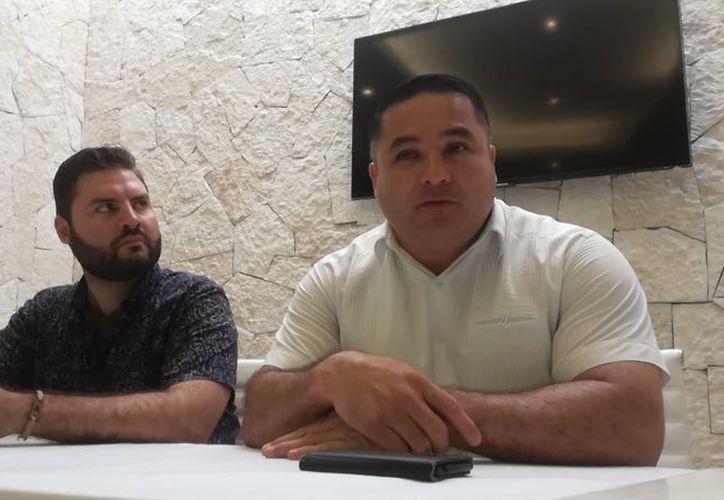 Las autoridades piden a los padres de familia se aseguren que sus hijos entran a la escuela. (Daniel Pacheco/SIPSE)