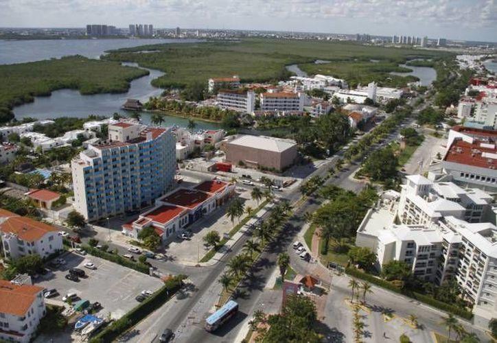 La ciudad de Cancún y la Riviera Maya están contempladas en el proyecto. (Redacción/SIPSE)