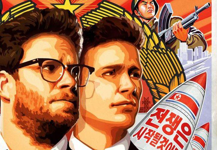 'The Interview' se rentará en 88 pesos y venderá en 221 , informó Sony Pictures (Agencias).