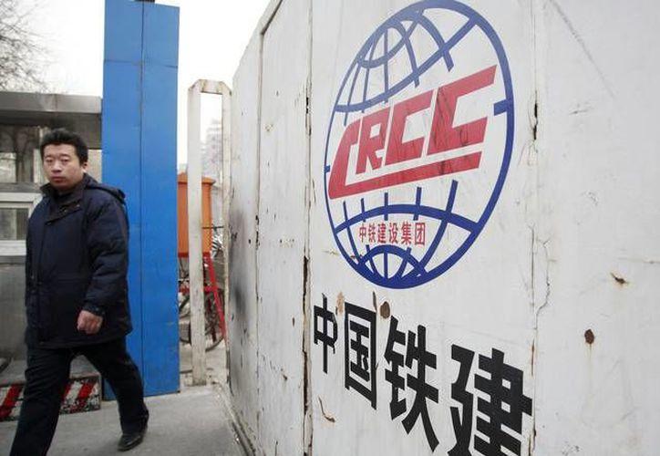 China Railway Construction aseguró que estará atenta a las fechas de licitación del tren México-Querétaro. (bloomberg.com)
