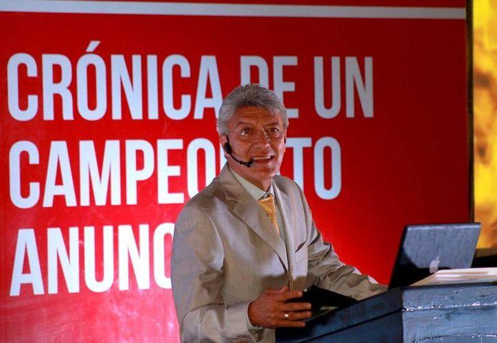 'Chucho' Ramírez consiguió un histórico título mundial con la selección mexicana sub-17 en Perú en 2005. (Milenio Novedades)