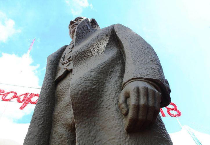 Benito Juárez ha sido 'partícipe' de los sucesos más importantes del municipio. (Foto: Ivette Y Coss/SIPSE).