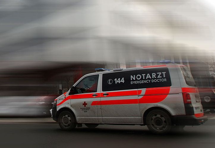 Un tren de pasajeros se descarriló en Austria. (Lisi Niesner/Reuters)