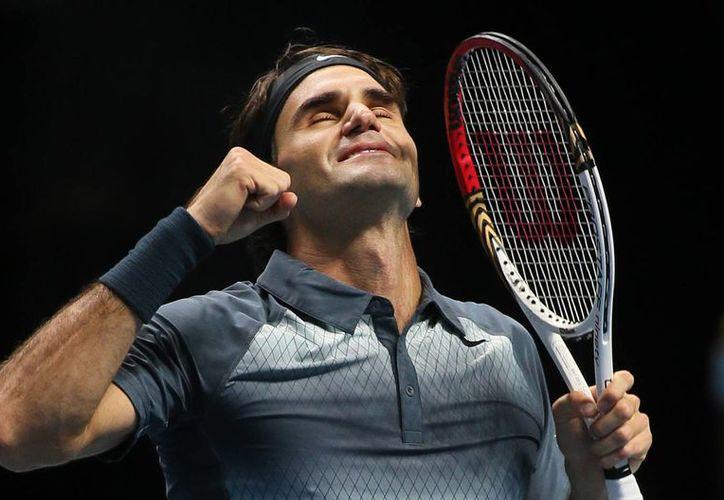 Federer asegura que tratará de hacerle la vida difícil a Nadal. (Foto: Agencias)