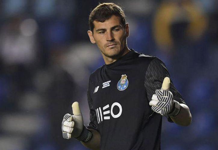 Iker Casillas ha repartido su centenario en cinco competiciones. (Marca)