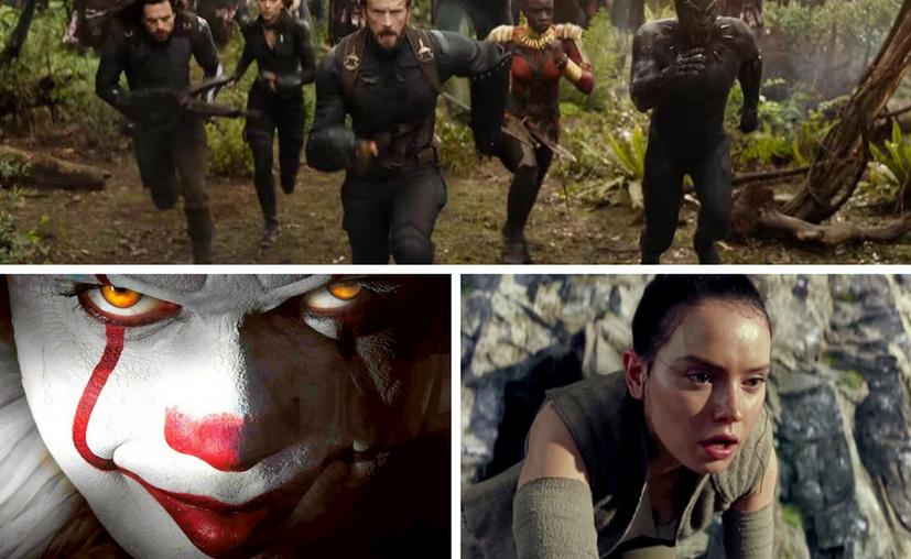 Excelentes trailers que emocionaron a los fans y lograron llevarlos al cine.  (Foto: Contexto/Internet)