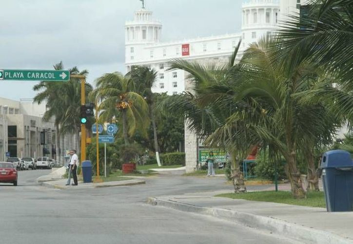 Restauranteros de Cancún proponen paseos peatonales en la zona hotelera y centro de la ciudad. (Redacción/SIPSE)
