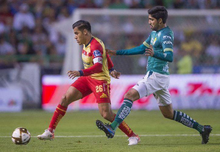 Morelia es el primer clasificado a la ronda de los cuatro mejores y en busca de su segundo título de Liga MX (Foto: @FuerzaMonarca)