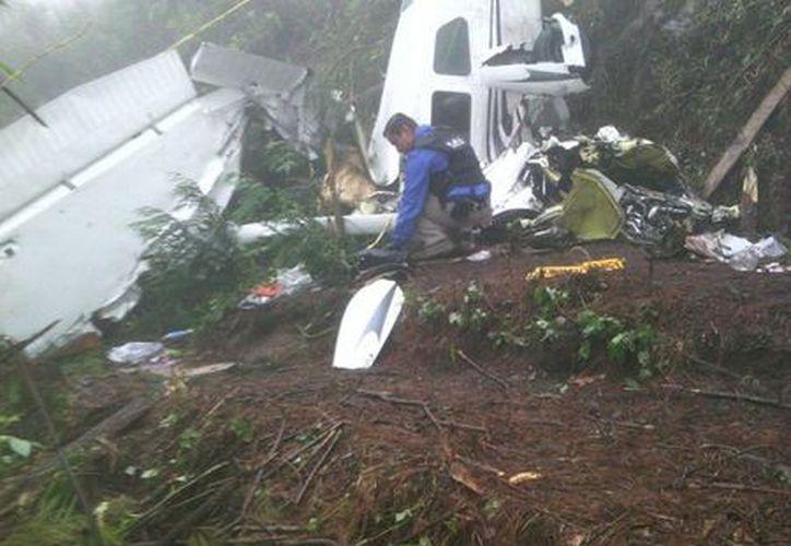 Las víctimas no han sido identificadas. (Foto: @EGorbena)