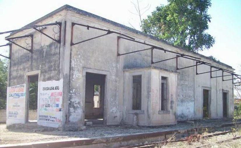 16 municipios están contemplados para esta 'modernización' de corte turístico de las estaciones de ferrocarril yucatecas. (Archivo/ SIPSE)