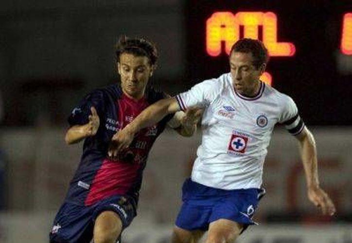 La última vez que Atlante venció a Cruz Azul fue en la jornada 2 del Clausura 2011. (Redacción/SIPSE)