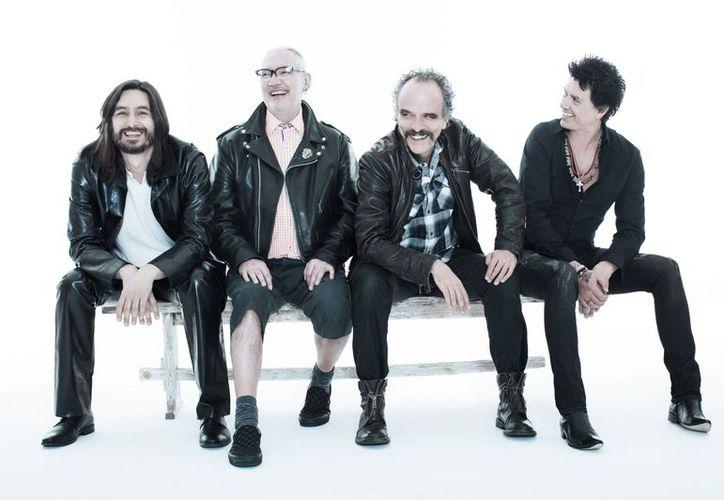 """""""Encenderá"""" el escenario la legendaria banda de rock Caifanes. (Redacción/SIPSE)"""