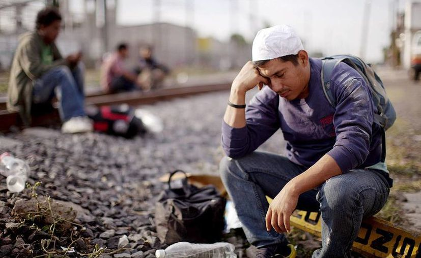 En siete de cada 10 casos la causa del desplazamiento se debió a la violencia existente en el lugar donde residían los emigrantes. (image.posta.com.mx)
