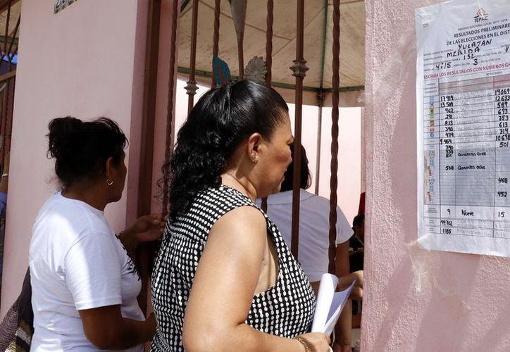 El INE brinda información al Tribunal Electoral para que emita una resolución.  (Foto: Milenio novedades)