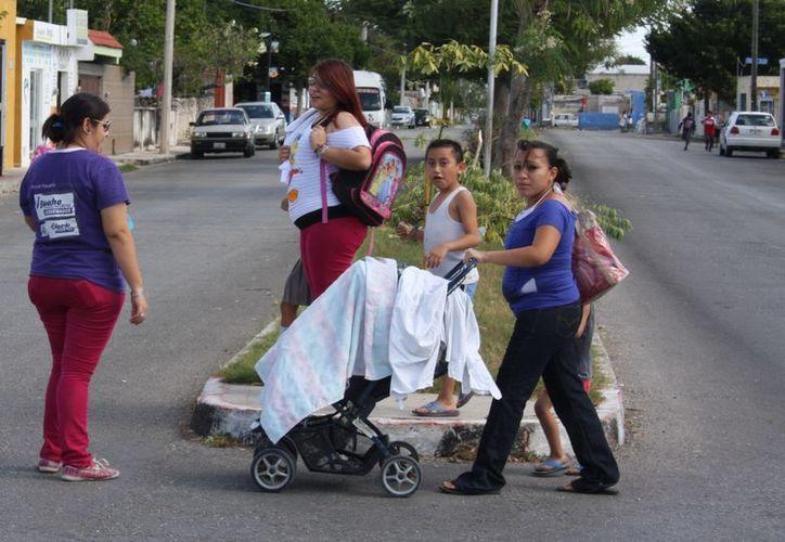 Seguirá el calor hasta mediados de semana por un sistema anticiclónico sobre la zona del Caribe, anuncia Conagua. (SIPSE)