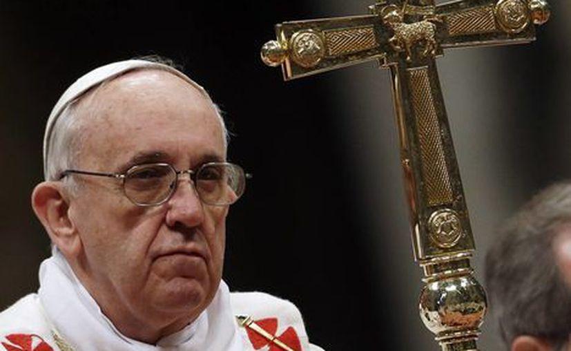 El papa Francisco hizo su primera designación como obispo de Roma. (Agencias)