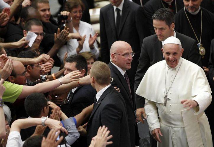 El Papa continúa con la política de austeridad que anunció al inicio de su pontificado. (Agencias)